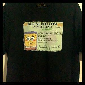 Sponge Bob Pop culture T-shirt